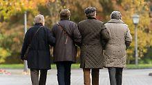 163.000 Anträge in vier Monaten: Rente mit 63 kommt gut an