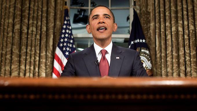Stärkung der Mittelklasse: Obama plant neues Konjunkturpaket