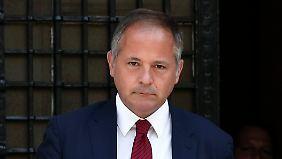 EZB-Direktor Benoit Coeuré
