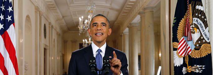 """Einer der wichtigsten Reden seiner Amtszeit: """"Unser derzeitiges Einwanderungssystem ist gescheitert. Und jeder weiß das."""""""
