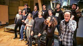 """""""Band Aid"""" vereint Campino und Co.: Deutsche Musikstars singen gegen Ebola"""