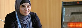 ding ding: Interview mit Wejdan Jarrah