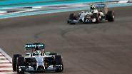 """""""Krieg der Sterne"""" ist entschieden: Lewis Hamilton ist Formel-1-Weltmeister"""