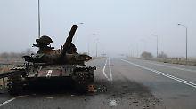 Tote trotz Waffenruhe: Litauen hilft Ukraine mit Rüstungsgütern