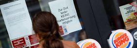 Die Zeit wird knapp: Yi-Ko macht Burger-King-Filialen dicht