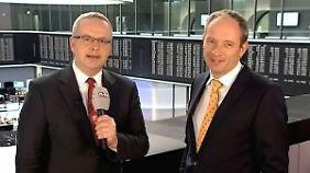 """Frank Meyer spricht mit Stefan Riße: """"EZB ist so eine Art Sadomaso-Studio"""""""