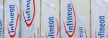 232%-Chance bei Erreichen des Kursziels: Infineon-Rally intakt