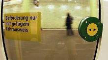 """Kein Freispruch für Schwarzfahrer: """"Ich fahre umsonst"""" gilt nicht"""