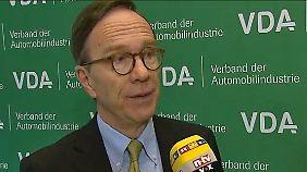 """VDA-Chef Wissmann im Interview: """"Wir schlagen Sonderabschreibung für Firmen-E-Autos vor"""""""