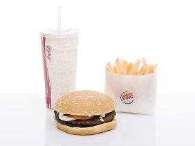 Der Whopper ist der Vorzeige-Burger des Fast-Food-Unternehmens.