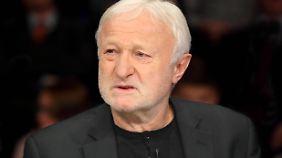 Werner Schulz war 1990 Mitglied der ersten freien DDR-Volkskammer. Zwischen 1990 und 2005 saß er für die Grünen im Bundestag.