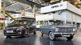 Werksschließung nach 52 Jahren: Letzter Opel läuft in Bochum vom Band