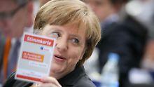 CDU-Parteitag in Köln: Dann diskutiert mal schön!