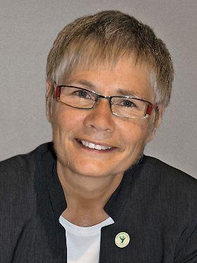 Brigitte Overbeck-Schulte ist die Bundesvorsitzende des Vereins Frauenselbsthilfe nach Krebs.
