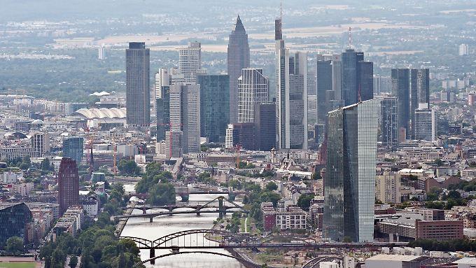 Ab Januar für sich selbst verantwortlich: Den Frankfurter Großbanken steht ein hartes Jahr bevor.