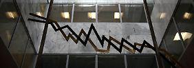 Politische Unsicherheit: Athener Börse bricht ein