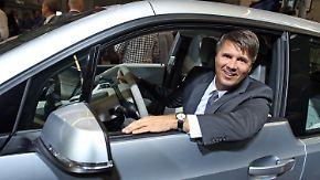 Chefwechsel bei BMW: Reithofer geht vorzeitig, Kronprinz Krüger übernimmt