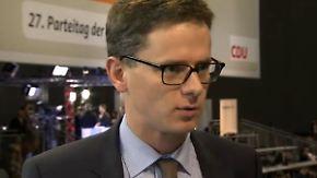 """Linnemann im n-tv Interview: """"Wir führen die Soli-Debatte zu einer Unzeit"""""""