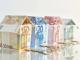 Für denjenigen, der die Immobilie selbst bewohnen möchte, zählt vor allem die Finanzierbarkeit