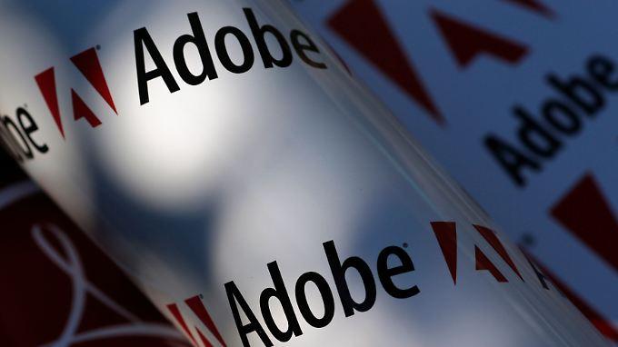 Adobe kommt bei dem Wandel zu einem Cloud-Geschäftsmodell weiter voran.