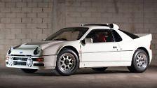 ... Ford RS 200 (bis 485 kW/650 PS) brachten als WRC-Homologationsmodelle Renn- und Rallyetechnik auf die Straße, ...