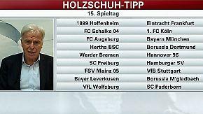 """Holzschuh tippt den Spieltag: """"Gladbacher können über ihren Schatten springen"""""""