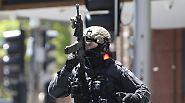Bange Stunden in Australien: Mann nimmt Geiseln in Sydney