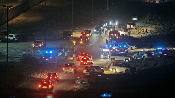 In Dubai abgestürzte UPS-Maschine: Erster Test für Bomben-Pakete?