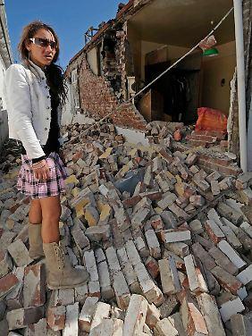Das ganze Ausmaß der Schäden ist noch nicht bekannt.
