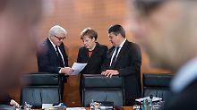 Beschluss trotz Kritik: Kabinett räumt Maut-Bedenken beiseite