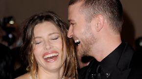 Promi-News des Tages: Timberlake und Biel werden Eltern