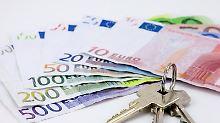 Einem Immobilienkredit sollte ein Anbieter-Vergleich vorausgehen.