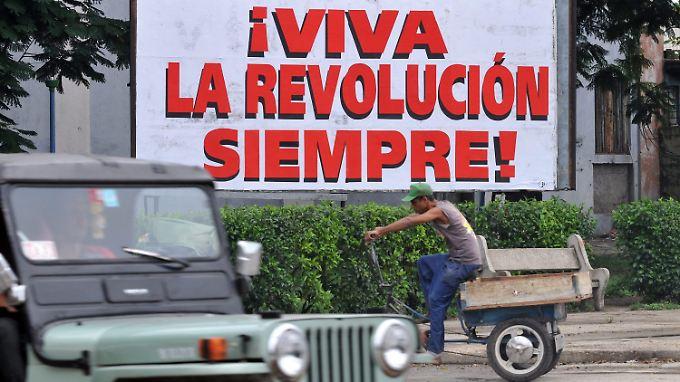 Wohin führt der kubanische Weg?