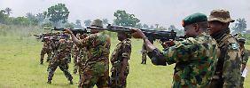 Heftige Gefechte an der Grenze: Kameruner locken Boko Haram in Hinterhalt