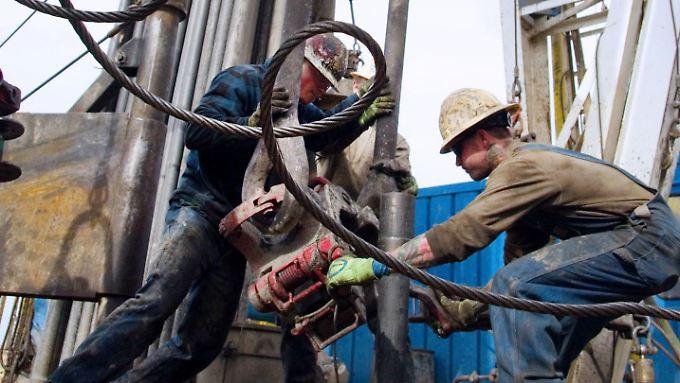 Fracking-Öl sprudelt weiter, trotz anhaltender Debatte über ein Verbot der Methode.