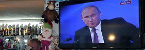 """Krise hat Russland fest im Griff: """"Risiko einer Pleite ist groß"""""""