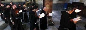 Franziskus von Assisi verlangte von sich und seinen Mitbrüdern radikale Armut.