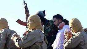 Kampfjet-Absturz in Syrien: IS nimmt jordanischen Piloten als Geisel