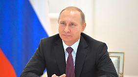 Militärdoktrin erneuert: Russland fühlt sich von Nato und Ukraine bedroht