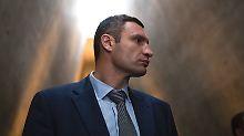 """""""Er ist krank"""": Klitschko schimpft über Putin"""