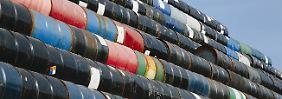 Banken, Saudis, Russen stöhnen: Billig-Öl wird zum Problem
