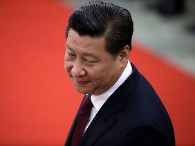 Unter Xi Jinping vollzieht sich der Umbau der chinesischen Wirtschaft.