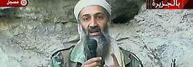 """Aufruf zur """"friedlichen Revolution"""": Bin Laden schrieb Brief an alle US-Bürger"""