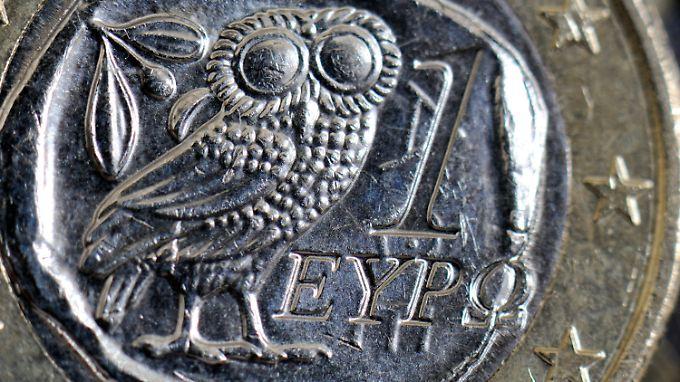 Syriza will Sparkurs lockern: Merkel hält Euro-Austritt Griechenlands für verkraftbar