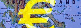 Euro-Ausstieg Griechenlands: Bundesregierung lässt Diskussion laufen