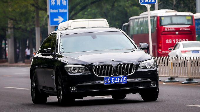 Chinesische Händler fordern mehr Unabhängigkeit vom deutschen Hersteller BMW.