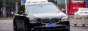 Wohl Millionenzahlungen in China: BMW-Aktie leidet unter Bonus-Kompromiss