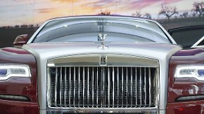 Luxusautos gegen Rubelverfall: Russen verhelfen Rolls Royce zum Rekordabsatz