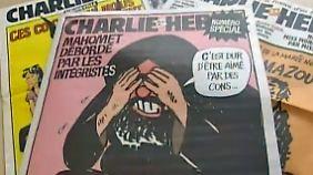 """Anschlag auf """"Charlie Hebdo"""": Die Rückkehr des """"Karikaturenstreits"""""""