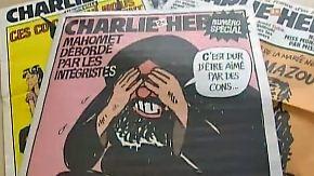 """Anschlag auf """"Charlie Hebdo"""": Rückkehr des """"Karikaturenstreits"""""""